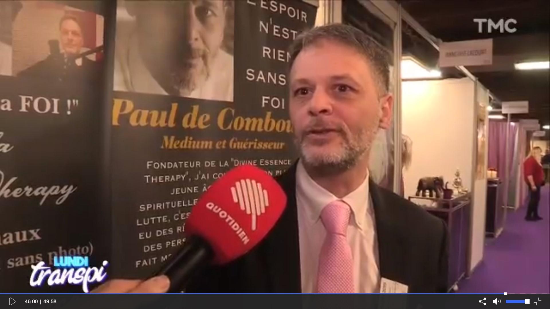 Paul de Combourg Médium et Guérisseur