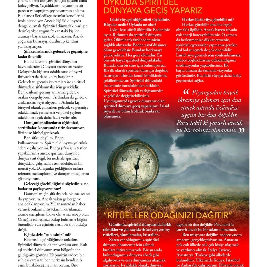 Pozitif Magazine août 2018